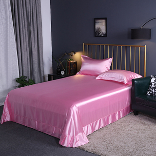 30 Momme Pure Mulberry Silk Bed Sheets