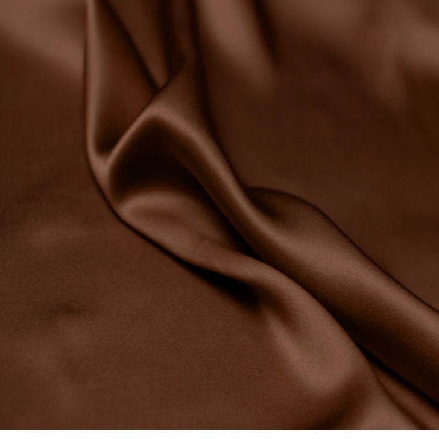 Oriental Brushed Silk Fabric Brushed Silk Fabric