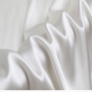 Black And White Silk Fabric for Women Shirts And Dresses