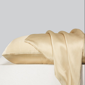 Wholesale Amazon 6A Oeko-tex Certified Charmeuse Silk Satin Pillowcase with Gift Box Packing Box